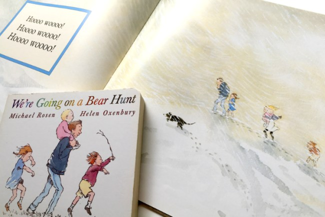 going_on_a_bear_hunt_books