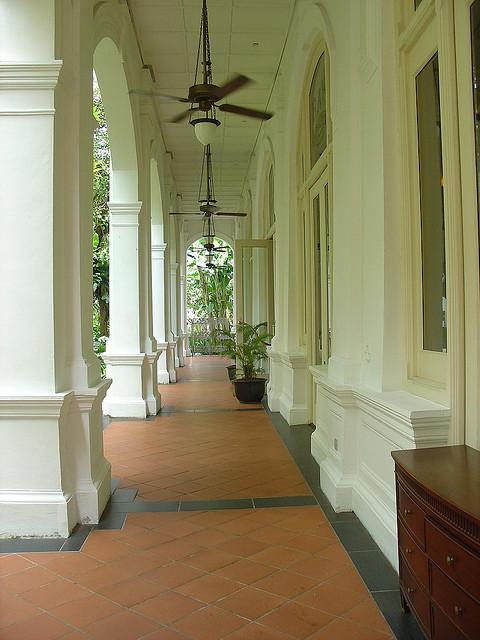 Wohnen im Kolonialstil Der koloniale Einrichtungsstil