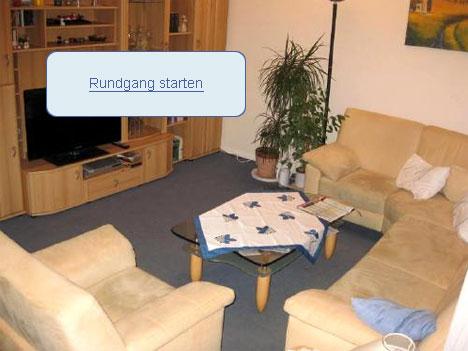 Deutschlands hufigstes Wohnzimmer So wohnt der Durchschnitt