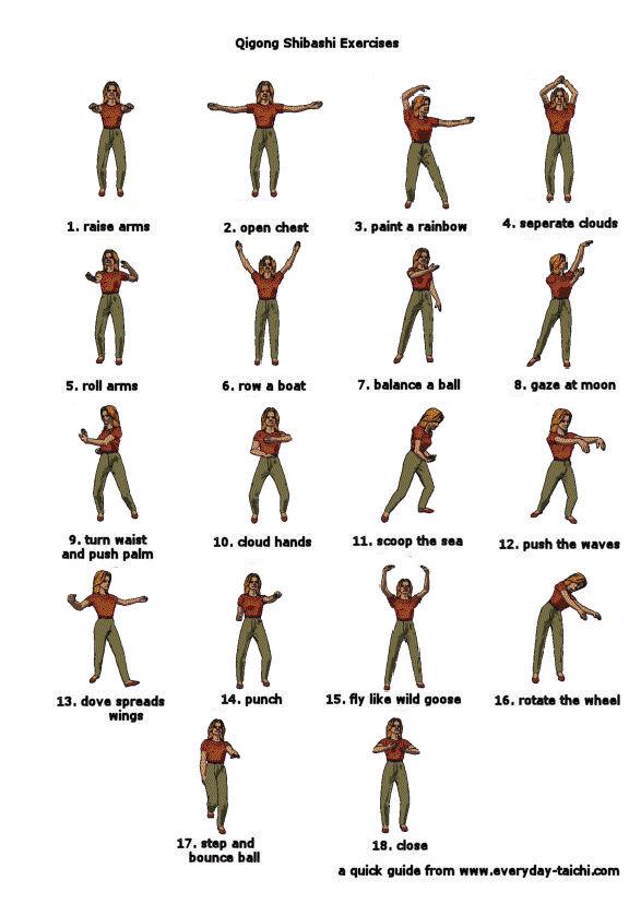Printable Exercises Scoliosis