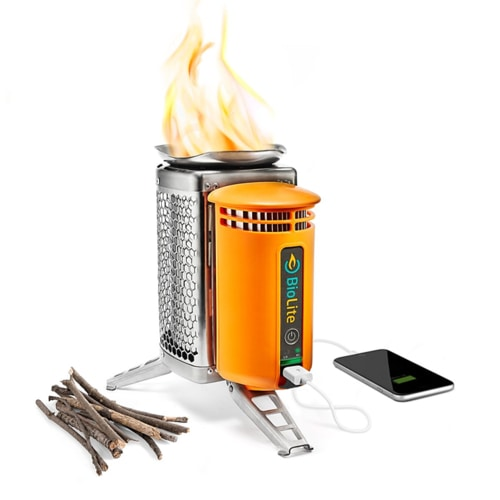 Best Gifts For Camping Enthusiasts - BioLite Camping Stove
