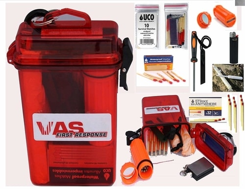 Best Gifts For Camping Enthusiasts - VAS Fire Box