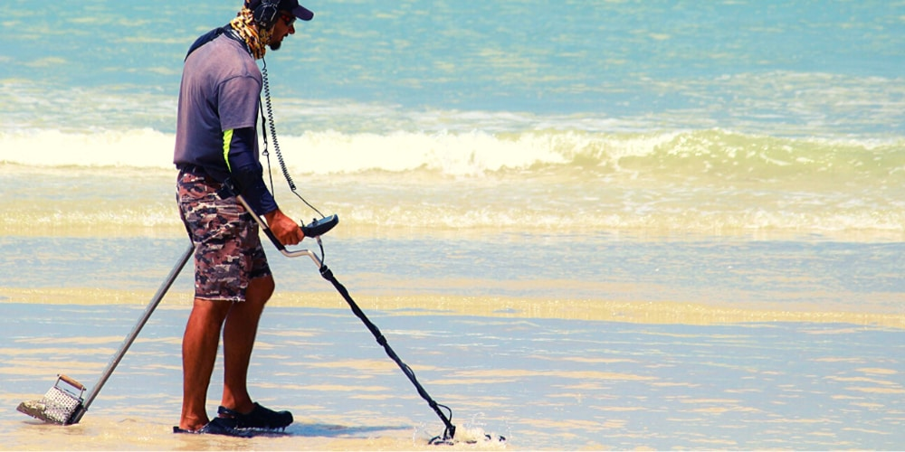 3 Best Metal Detector For Gold