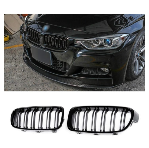 Front Kidney Grille for 2012-2018 BMW