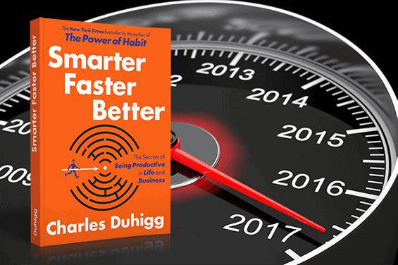 Image result for smarter faster better book