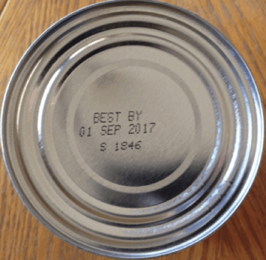 Food product dating