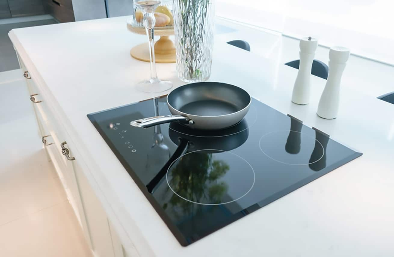 How To Clean And Care For A Glass Top Stove Top Everyday Cheapskate