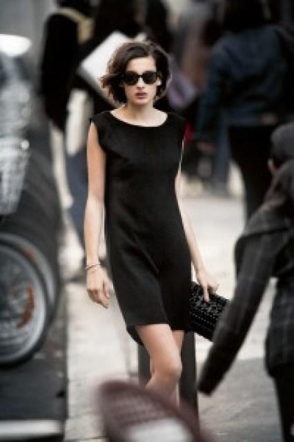 Bon Chic Bon Genre little black dress