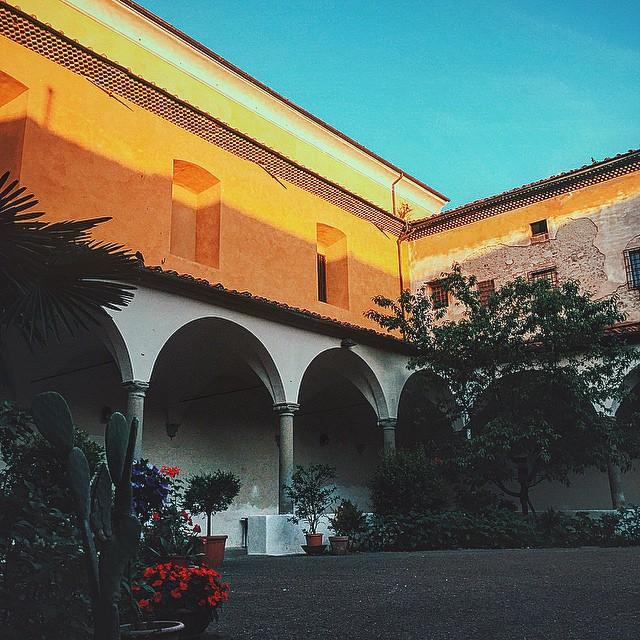 My golden hour  #goldenhour #igpistoia #sanbenedetto