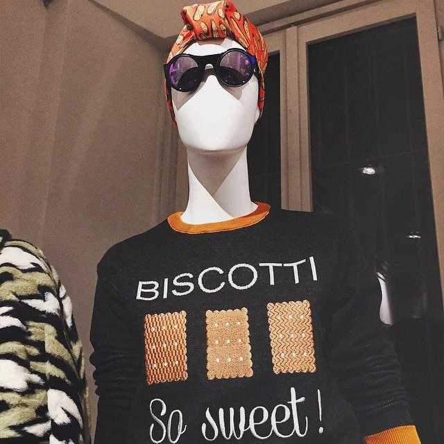 Biscotti!  So sweet! @anitaliantheory #anitaliantheory #MFW