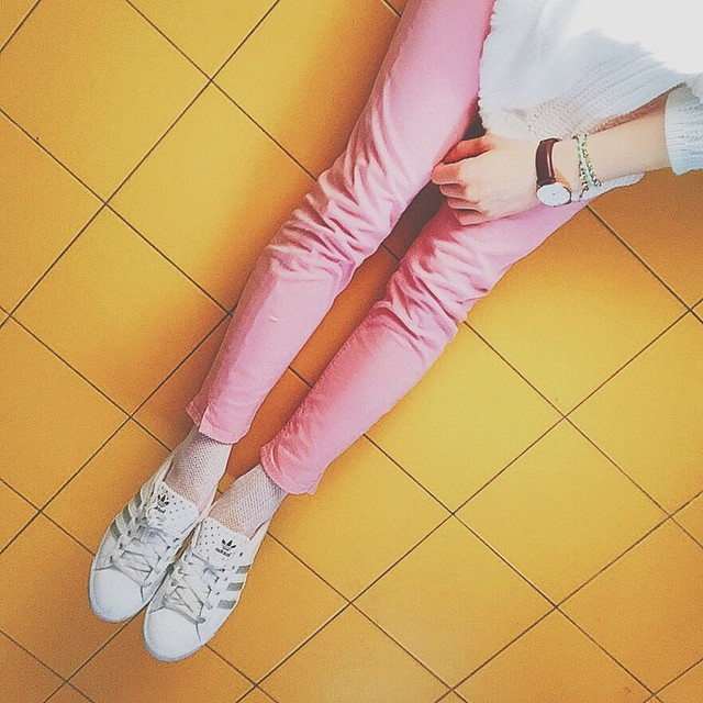 Pinky Pinky Lover #pink #matchymatchy #floor