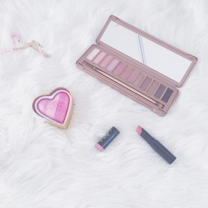 In case of bad times, add some pink into your life #naked3palette