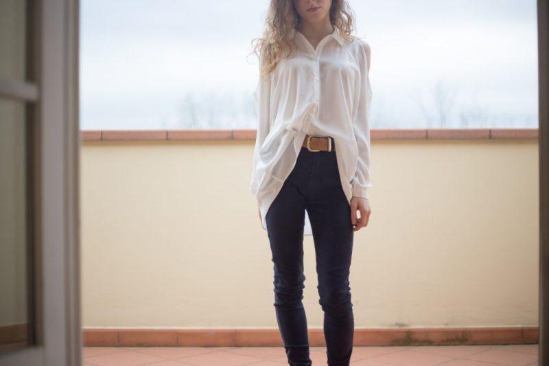cold shoulder shirt-2