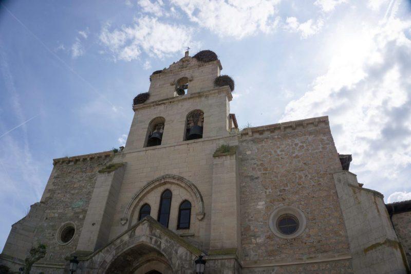chiesa cammino di santiago1