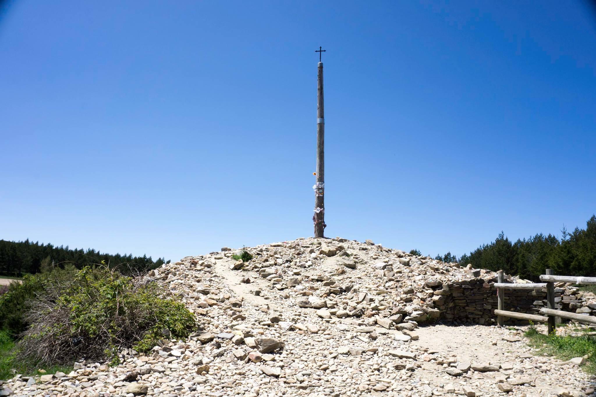 cruz de hierro cammino di santiago