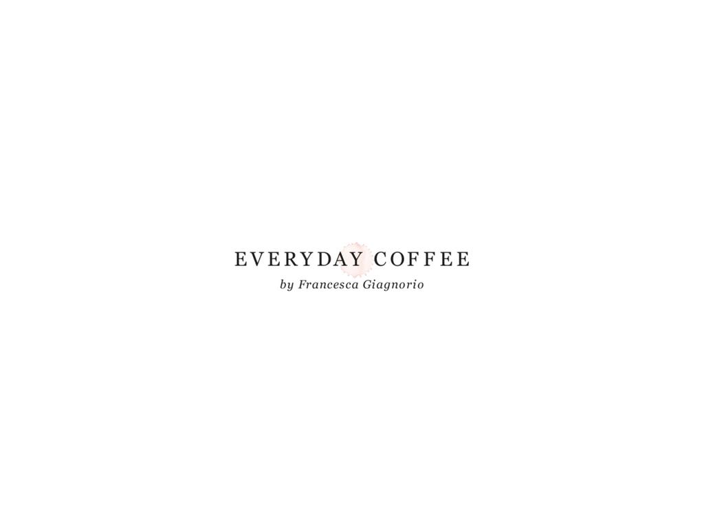 EVERYDAY COFFEE nuova grafica