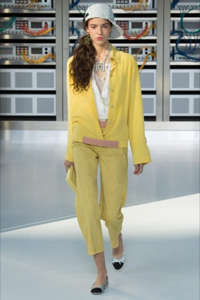primrose yellow chanel