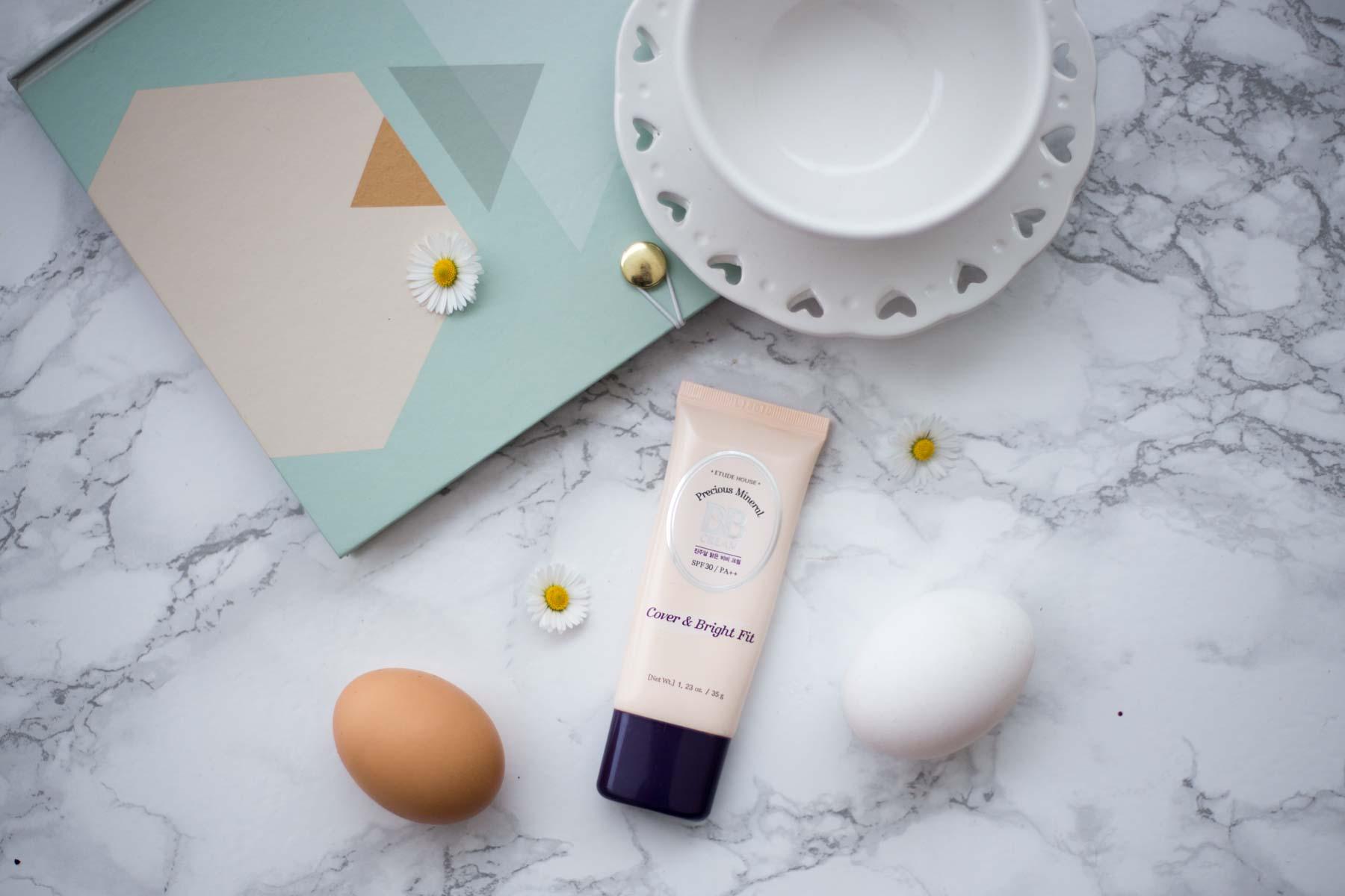 Precious Mineral BB Cream Cover & Bright Fit di Etude House