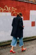 jeans a zampa alla moda