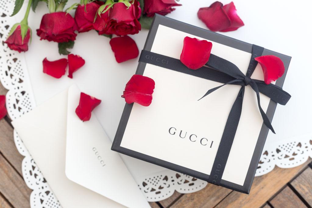 Cintura Gucci nera