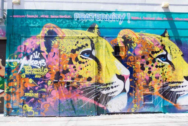 graffiti san francisco