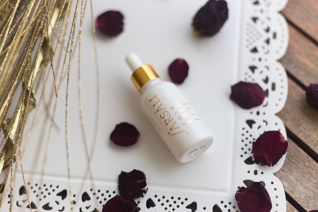olio Farsali rose gold elixir
