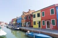 case colorate di burano