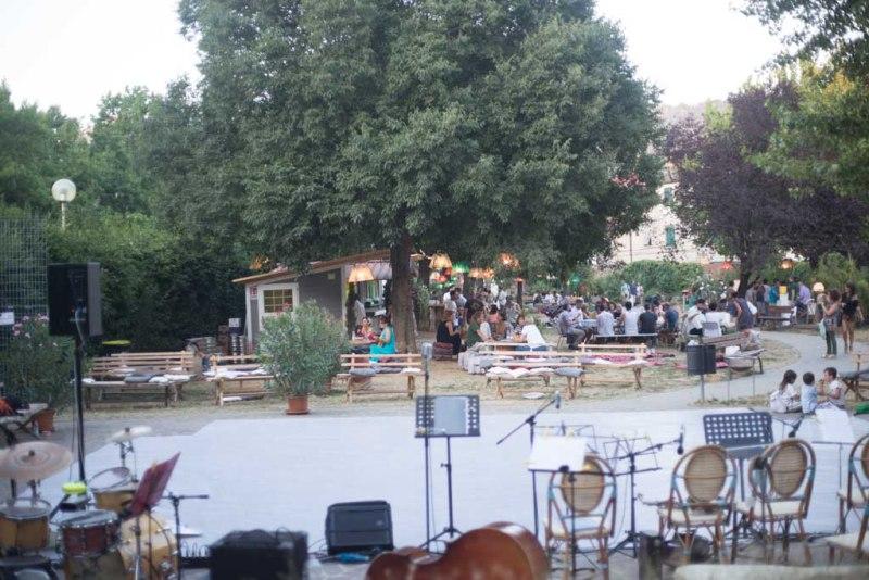 Giardini In Sant'Orsola a Prato
