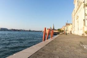 tramonto in giudecca venezia