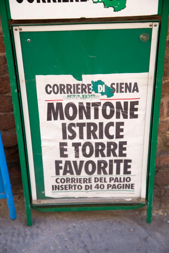 Palio di Siena 2017