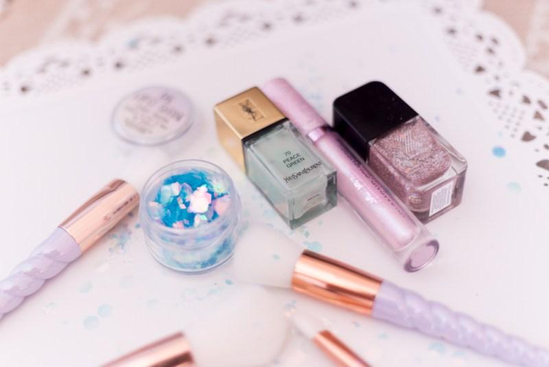 makeup da unicorno