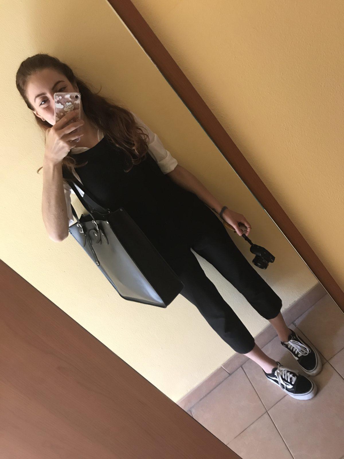 Outfit settimana della moda