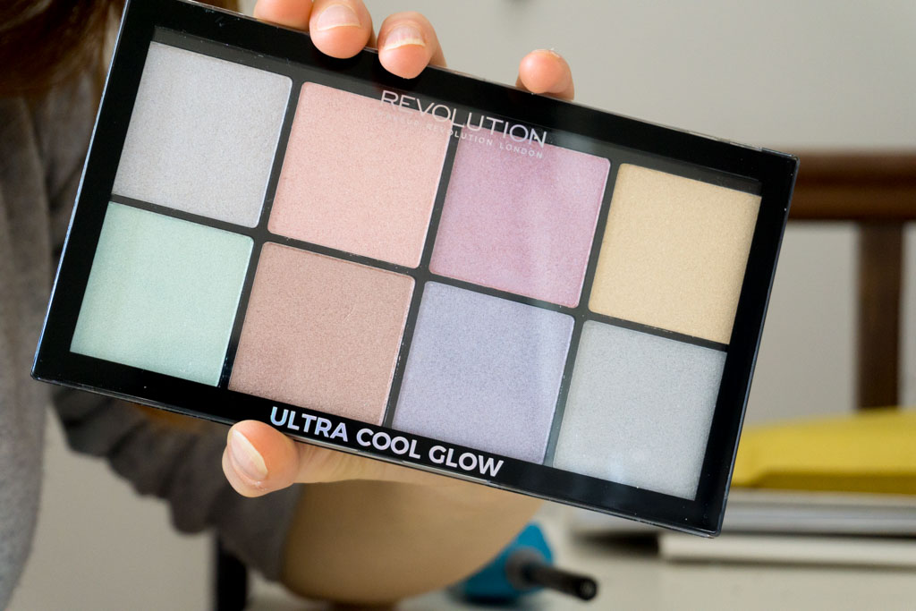 illuminanti colorati makeup revolution