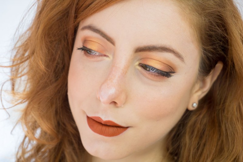 trucco autunnale palette PLEASE ME