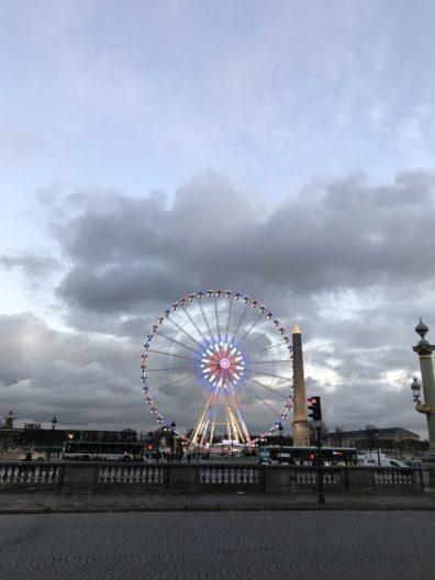 5 foto da scattare a Natale a Parigi 1