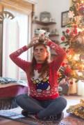 HELLO kitty x asos maglione natalizio
