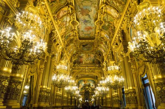 palais garnier opera