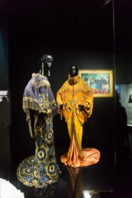 mostra di Dior a Parigi