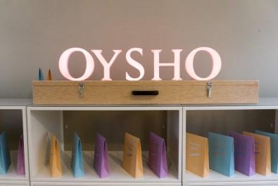 OYSHO collezione primavera estate 2018