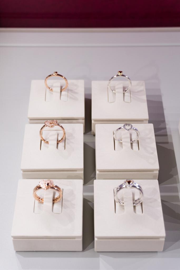 collezione pandora san valentino 2018 anelli