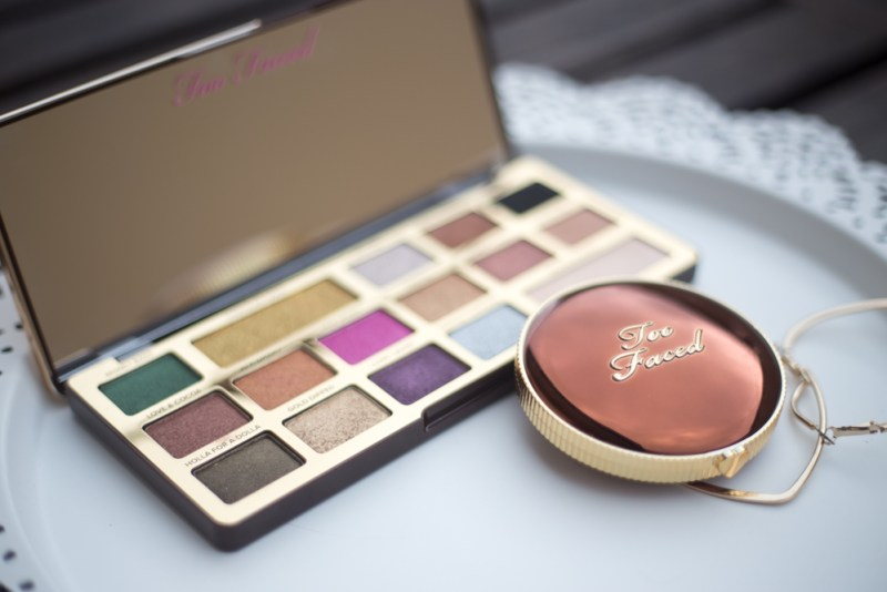 chocolate gold palette too faced sephora