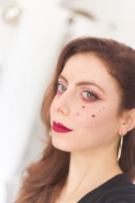 Ispirazione Makeup San Valentino Carnevale