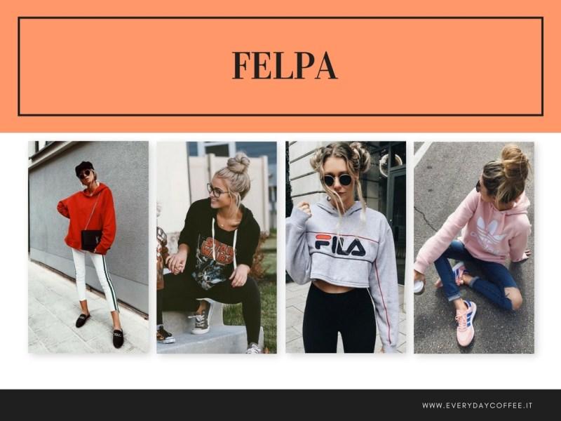 felpa MEZZA STAGIONE