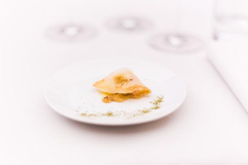 cena degustazione ristorante atman villa rospigliosi
