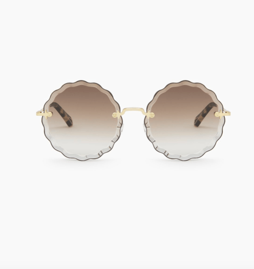 occhiali da sole rosie di Chloé