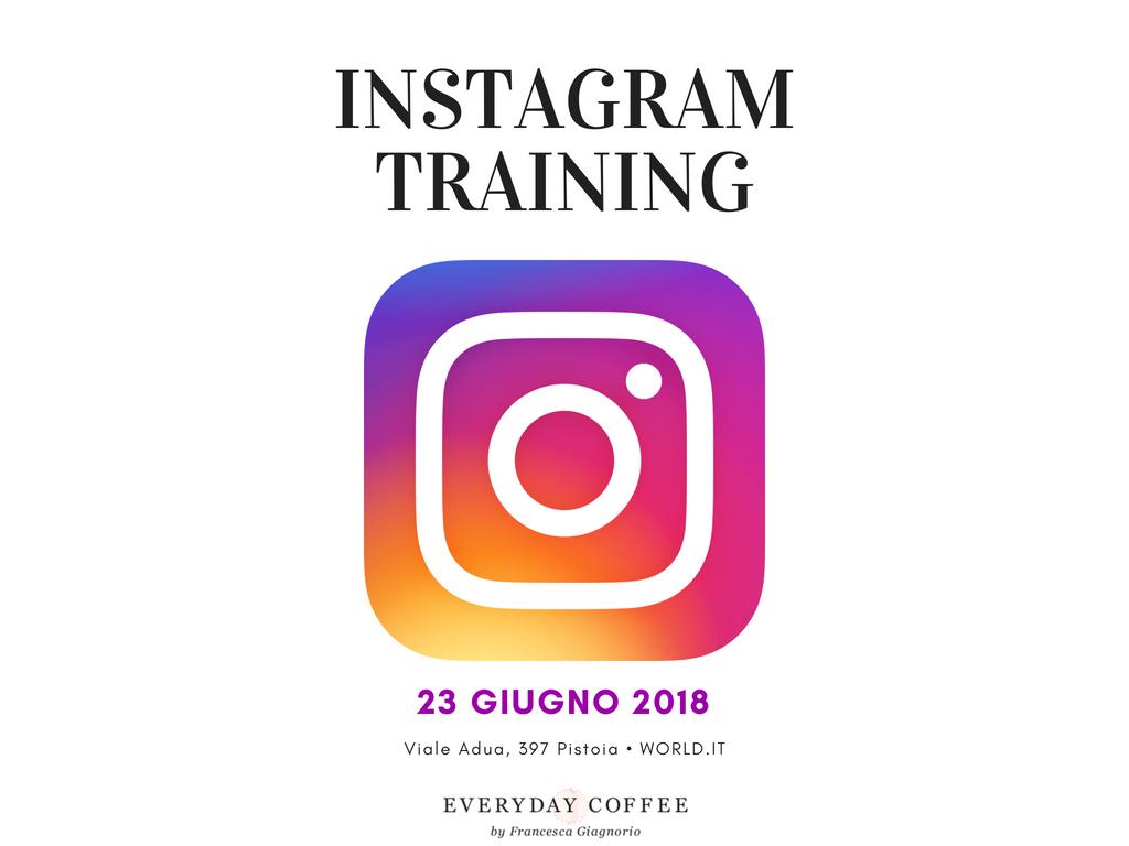 Corso Instagram Toscana