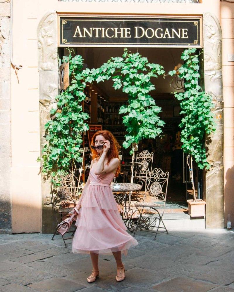 vestito in tulle rosa