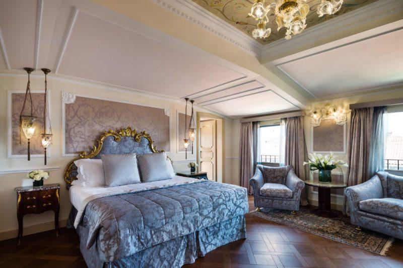 Baglioni Hotel Luna camera