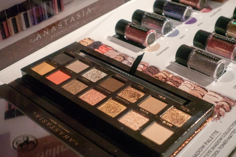sultry palette Anastasia Beverly Hills Natale 2018