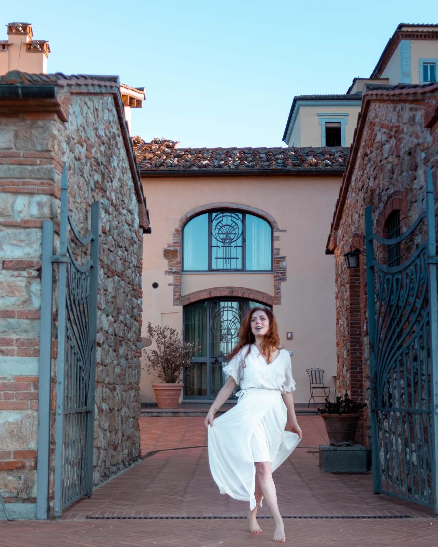 borgo antico casalbosco ingresso casa vacanze
